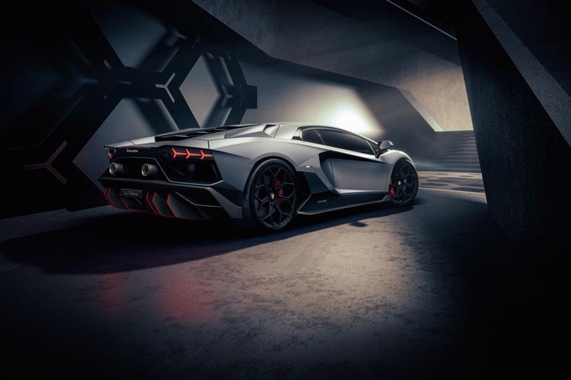 Chi tiết Lamborghini Aventador Ultimae 2022 vừa chính thức ra mắt - Ảnh 10