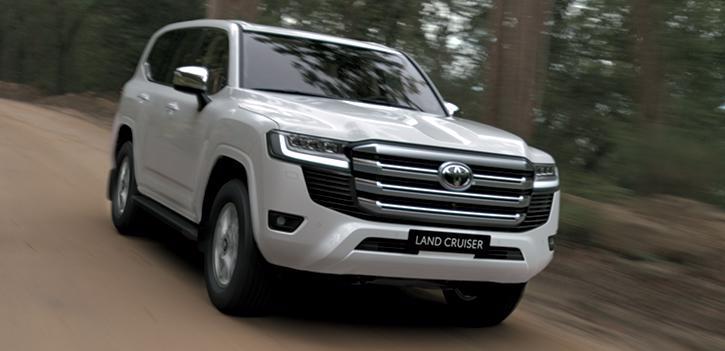 Toyota Land Cruiser thế hệ mới ra mắt, giá từ 4,060 tỷ đồng - Ảnh 1