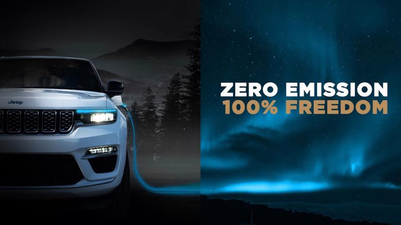 Hé lộ hình ảnh Jeep Grand Cherokee 4xe 2022 - Ảnh 2