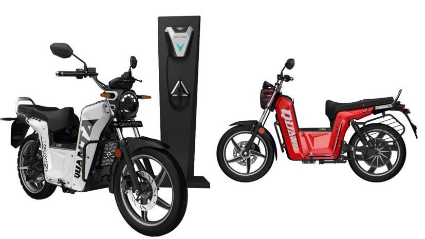 Gravton Quanta - xe máy điện Ấn Độ giá 1.300 USD - Ảnh 1