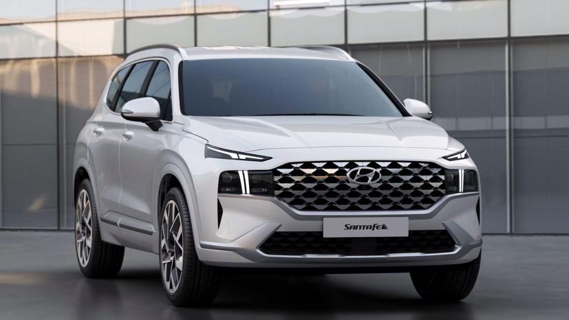 Hyundai Santa Fe mới sẽ có thêm biến thể XRT - Ảnh 1
