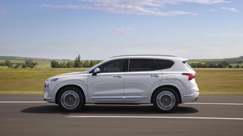 Hyundai Santa Fe mới sẽ có thêm biến thể XRT - Ảnh 2