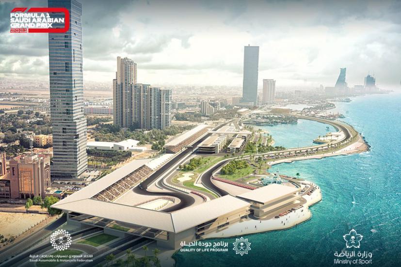 Những điều chưa biết về đường đua Công thức 1 Ả Rập Xê Út GP - Ảnh 4