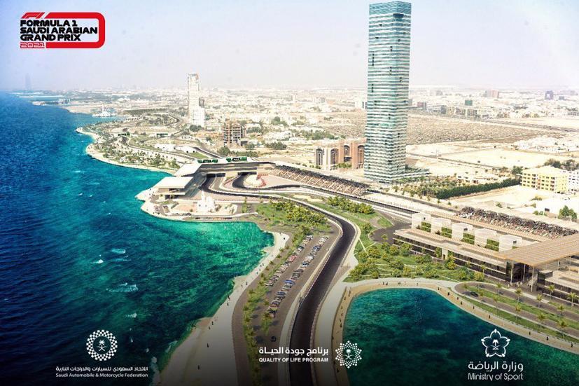 Những điều chưa biết về đường đua Công thức 1 Ả Rập Xê Út GP - Ảnh 1