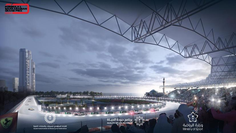 Những điều chưa biết về đường đua Công thức 1 Ả Rập Xê Út GP - Ảnh 2
