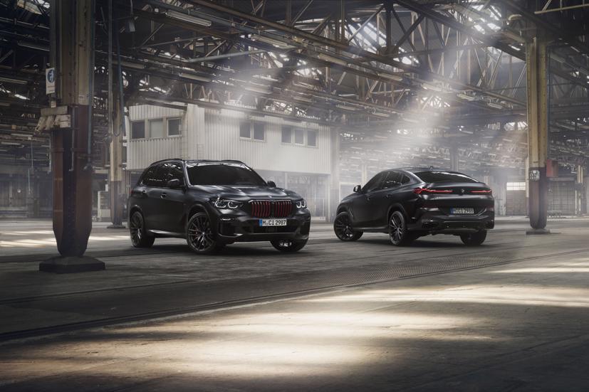 BMW ra mắt phiên bản đặc biệt của bộ ba X5, X6 và X7 - Ảnh 1