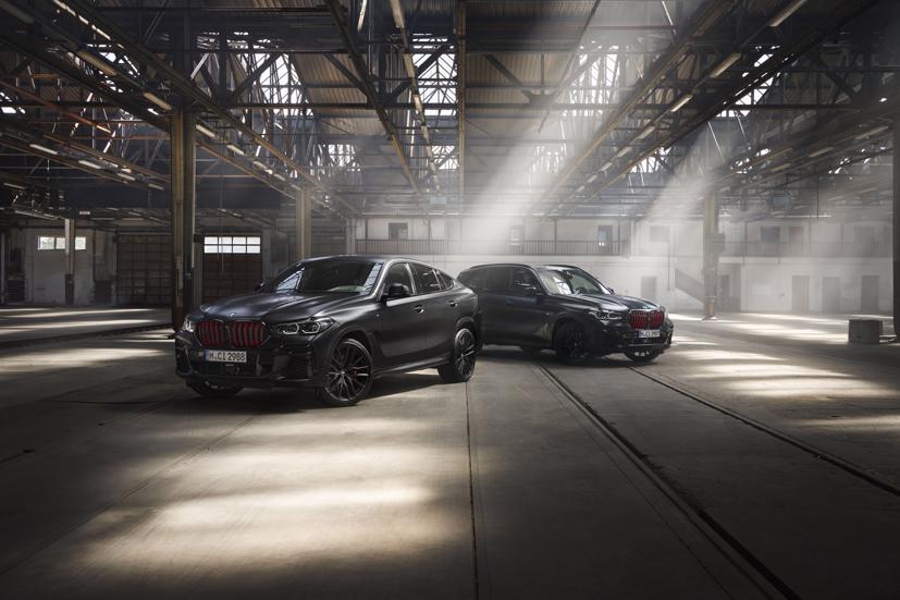 BMW ra mắt phiên bản đặc biệt của bộ ba X5, X6 và X7 - Ảnh 16