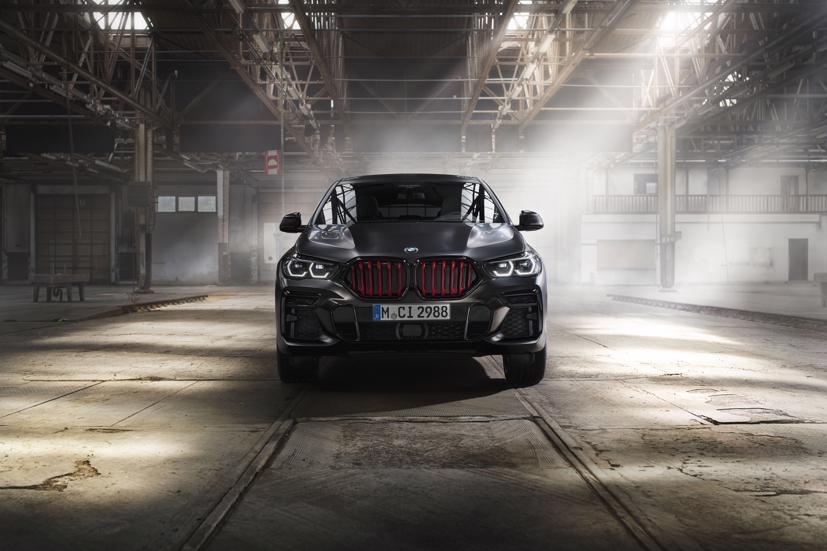BMW ra mắt phiên bản đặc biệt của bộ ba X5, X6 và X7 - Ảnh 14