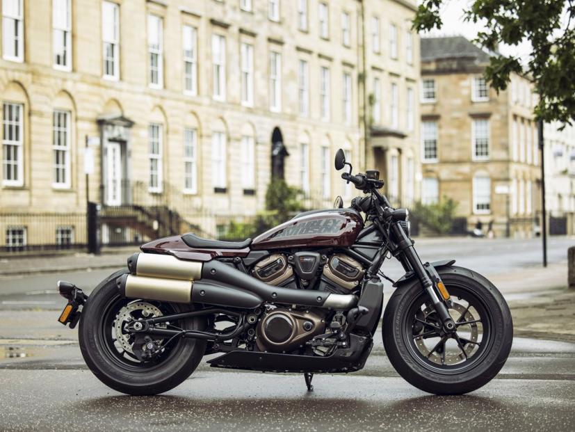 Harley-Davidson Sportster S 2021 lộ diện: 121 mã lực, động cơ V-twin 1.250 cc làm mát bằng chất lỏng - Ảnh 14