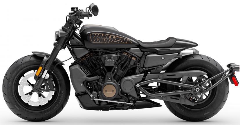 Harley-Davidson Sportster S 2021 lộ diện: 121 mã lực, động cơ V-twin 1.250 cc làm mát bằng chất lỏng - Ảnh 15