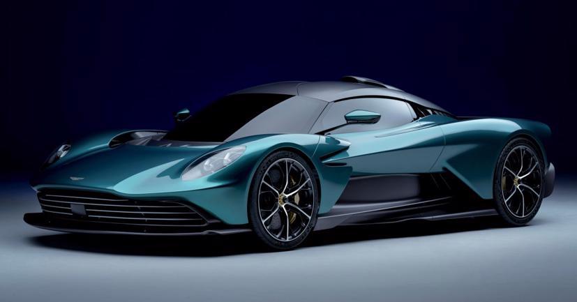 Aston Martin Valhalla bản thương mại trình làng: Siêu phẩm công suất 950 mã lực - Ảnh 3