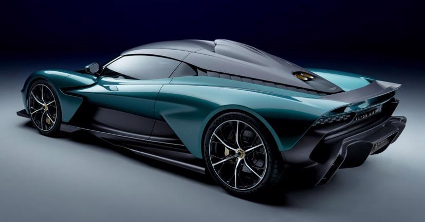Aston Martin Valhalla bản thương mại trình làng: Siêu phẩm công suất 950 mã lực - Ảnh 10