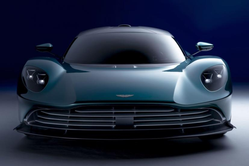 Aston Martin Valhalla bản thương mại trình làng: Siêu phẩm công suất 950 mã lực - Ảnh 1