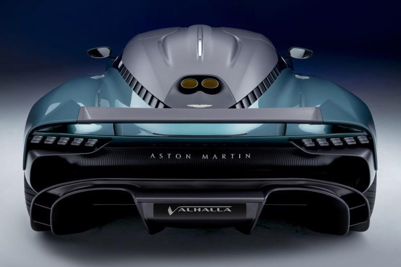 Aston Martin Valhalla bản thương mại trình làng: Siêu phẩm công suất 950 mã lực - Ảnh 2
