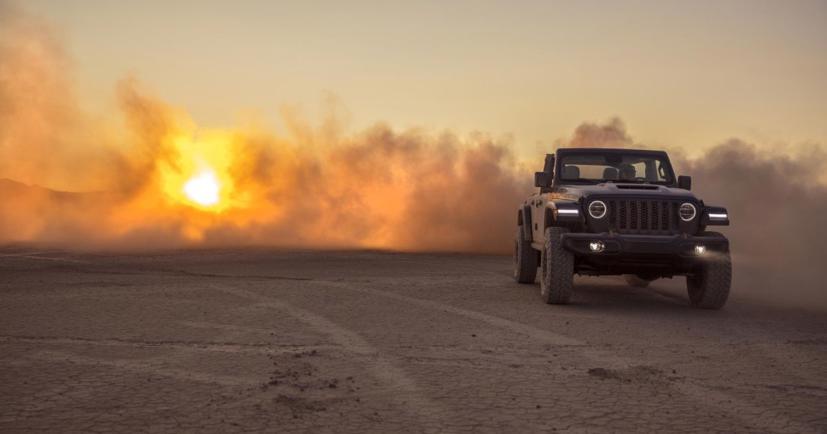 Động cơ diesel của xe Jeep có thể bị khai tử năm 2030, động cơ xăng V8 kế tiếp - Ảnh 3