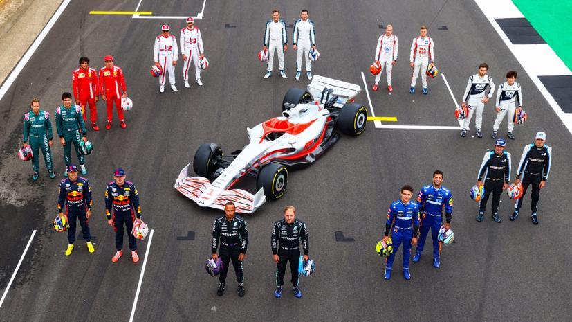 Xe F1 mùa giải 2022 sẽ thay đổi như thế nào? - Ảnh 2