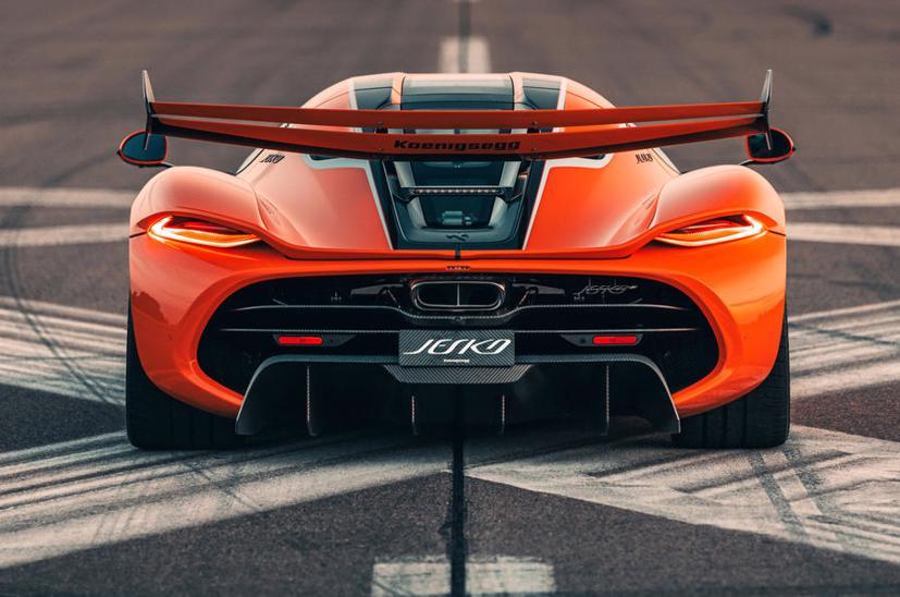 Koenigsegg Jesko: Siêu xe 1578 mã lực bản thương mại ra mắt - Ảnh 3
