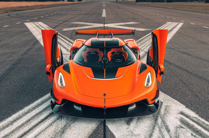 Koenigsegg Jesko: Siêu xe 1578 mã lực bản thương mại ra mắt - Ảnh 2