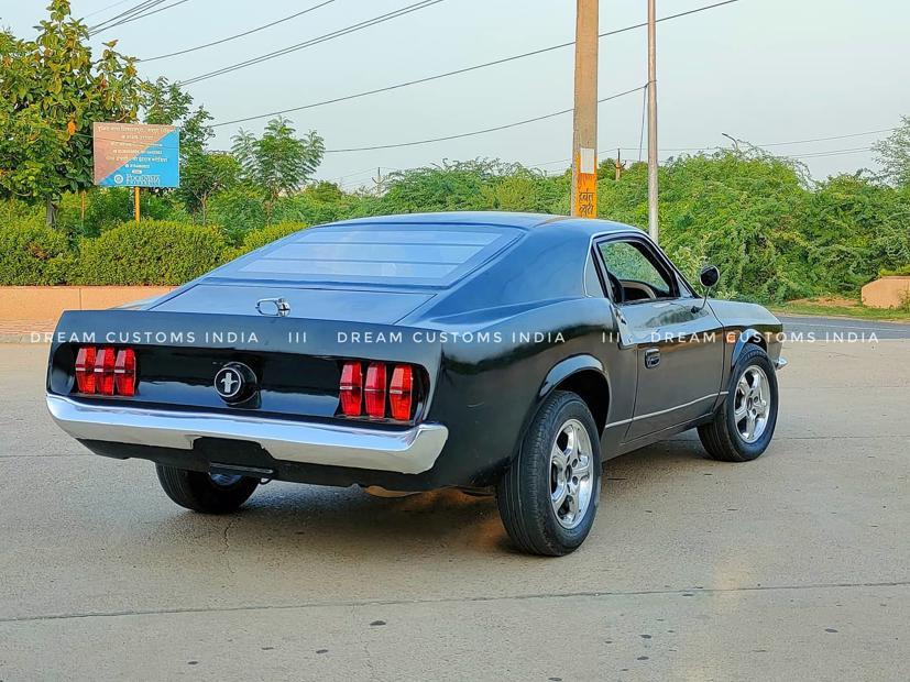 """Hyundai Accent """"biến hoá"""" thành Ford Mustang 1969 - Ảnh 2"""