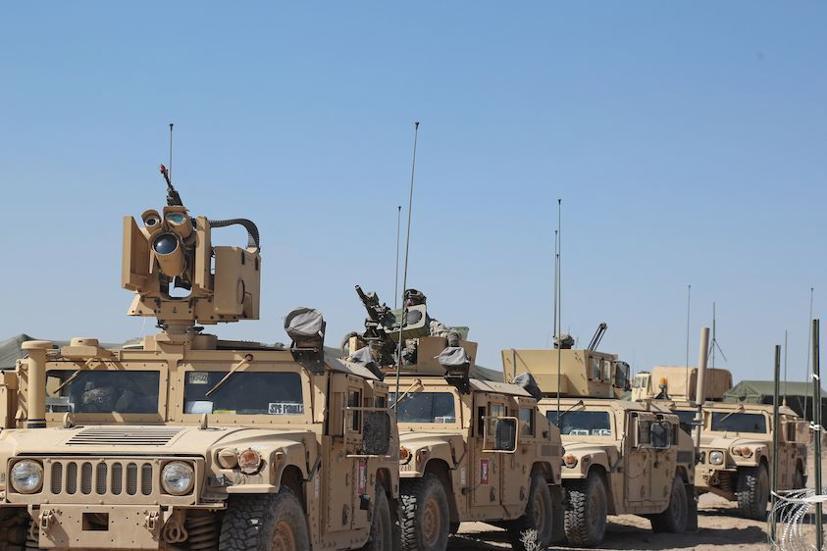 Quân đội Mỹ, tổ chức sở hữu một trong những đội xe lớn nhất trên thế giới, đang theo dõi rất kỹ sự phát triển của xe điện.