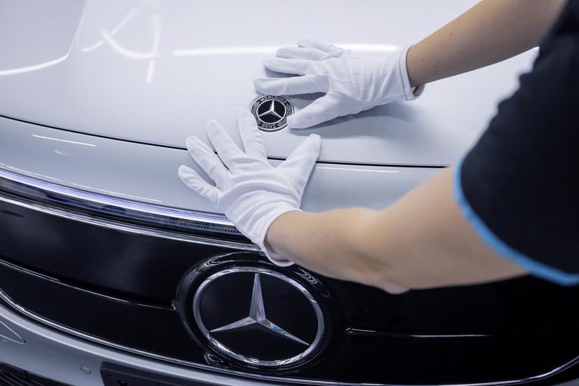Mercedes sẽ ra mắt mẫu G-Class EV mới tại Munich vào tháng 9 - Ảnh 3