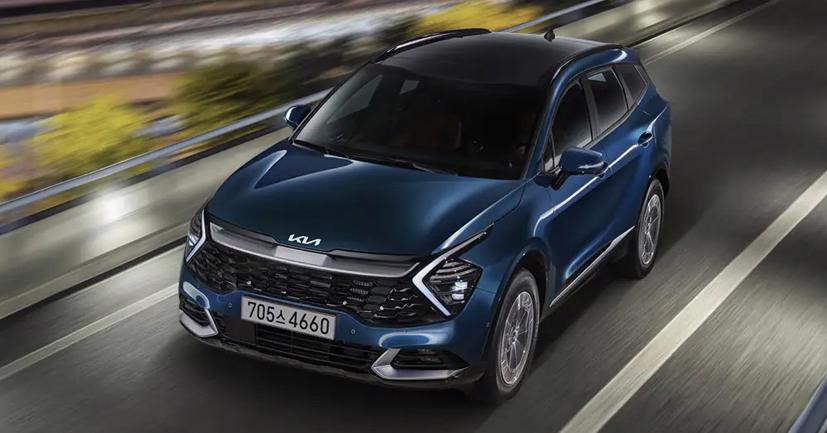 Kia Sportage Hybrid 2021 ra mắt tại Hàn Quốc - Ảnh 1