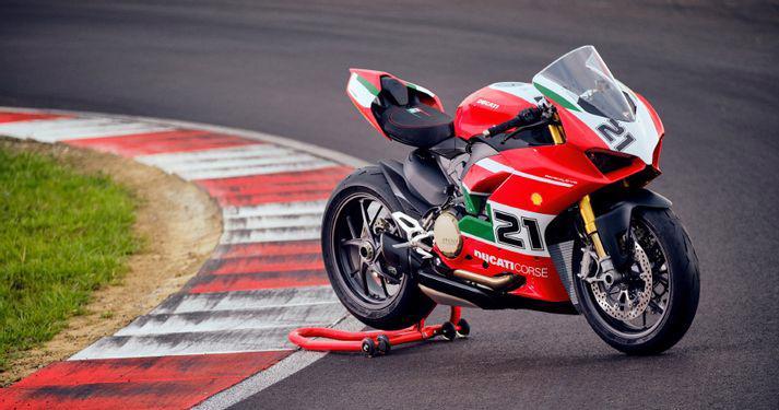 Ducati ra mắt phiên bản đặc biệt Panigale V2 - Ảnh 1
