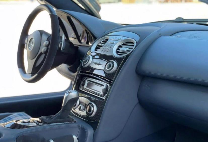 Cận cảnh Mercedes-Benz SLR McLaren 722 MSO giá hơn 3 triệu USD - Ảnh 3