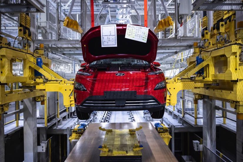 Thắng lớn với xe điện, Hyundai đạt lợi nhuận cao nhất trong 7 năm - Ảnh 1