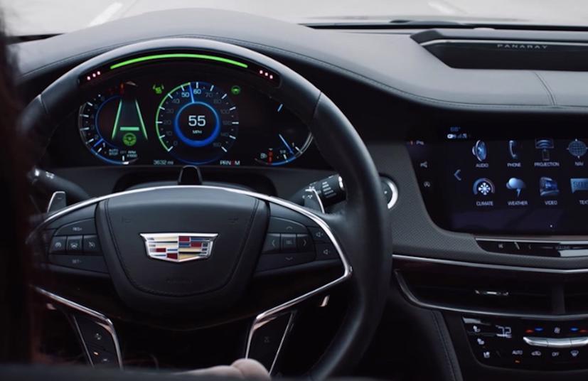 General Motors đang kiện đối thủ Ford vi phạm công nghệ hỗ trợ người lái mà GM đã đăng ký nhãn hiệu. Công nghệ này được sử dụng cho các tính năng rảnh tay.