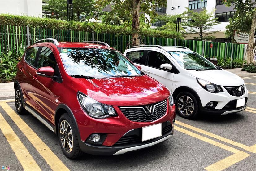 10 ô tô bán chạy nhất tháng 8/2021 - Ảnh 1