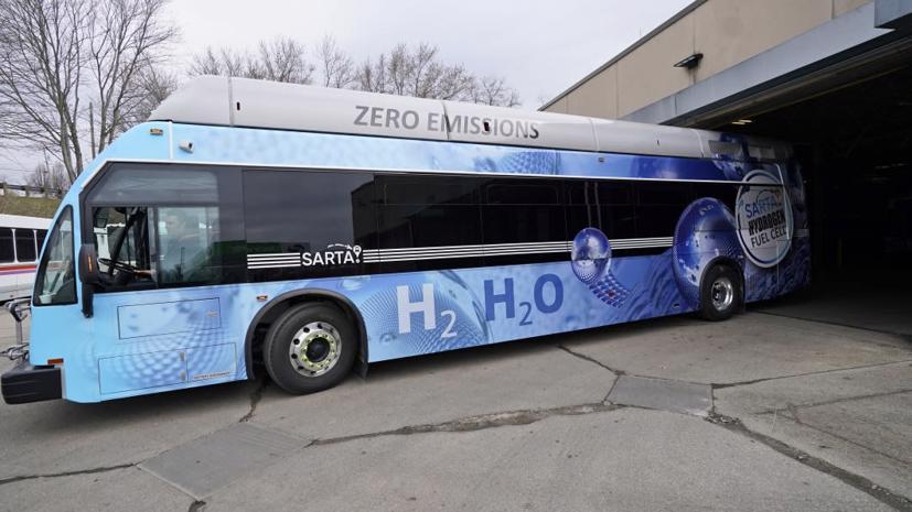 Phương tiện chạy bằng năng lượng hydro: Con đường thực tế với năng lượng sạch? - Ảnh 1