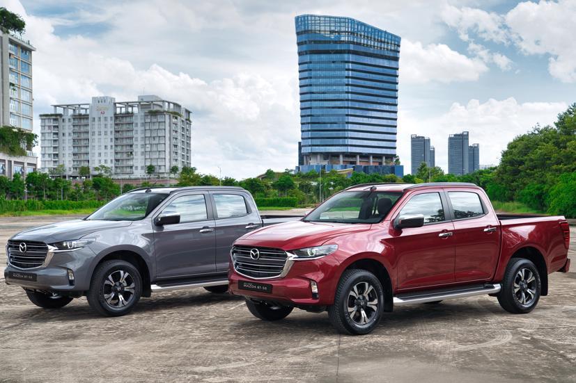 All new Mazda BT-50 giá từ 659 triệu đồng, ưu đãi 20 triệu đồng nếu đặt mua sớm - Ảnh 6
