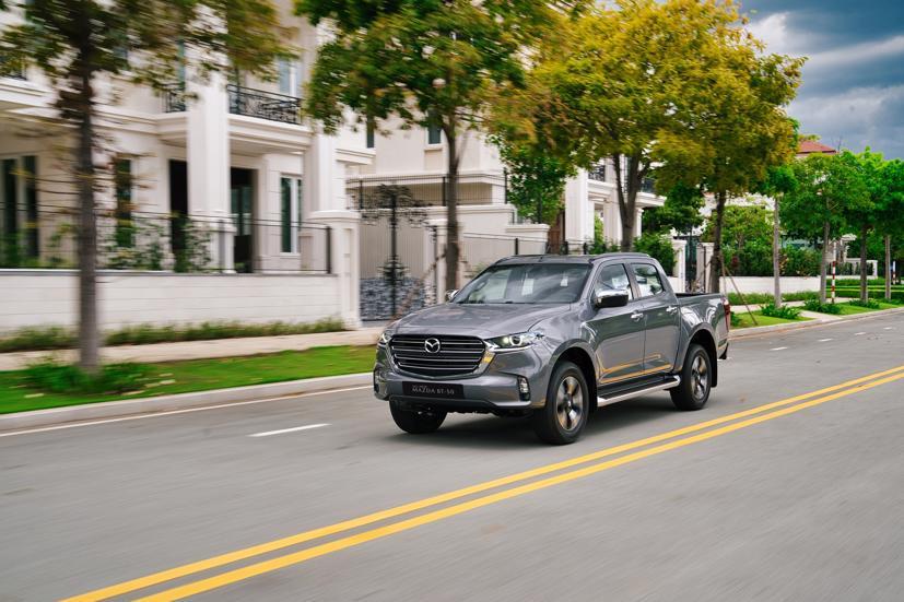 All new Mazda BT-50 giá từ 659 triệu đồng, ưu đãi 20 triệu đồng nếu đặt mua sớm - Ảnh 1