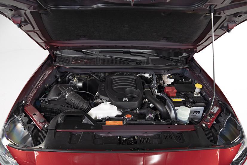 All new Mazda BT-50 giá từ 659 triệu đồng, ưu đãi 20 triệu đồng nếu đặt mua sớm - Ảnh 5