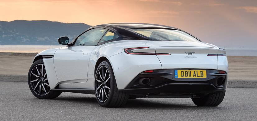 Aston Martin sẽ giới thiệu xe điện đầu tiên vào năm 2026 - Ảnh 1