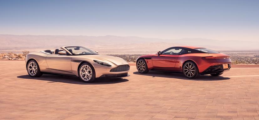 Aston Martin sẽ giới thiệu xe điện đầu tiên vào năm 2026 - Ảnh 2