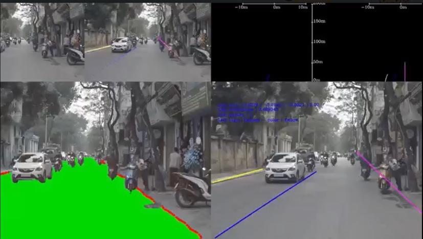 VinAI công bố 3 sản phẩm công nghệ cho ô tô thông minh - Ảnh 2