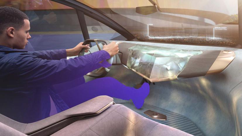 BMW i Vision – Xe đô thị tái chế độc đáo - Ảnh 5