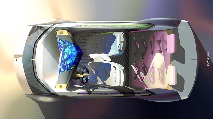 BMW i Vision – Xe đô thị tái chế độc đáo - Ảnh 8