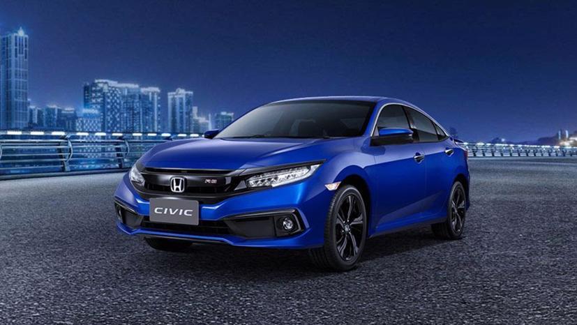 Honda Civic thế hệ mới đã ra mắt tại Thái Lan hôm 6/8.