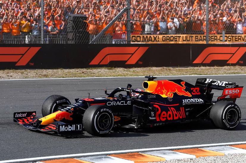 Kết quả chặng 13 F1 2021: Verstappen giành lại vị trí dẫn đầu  - Ảnh 1
