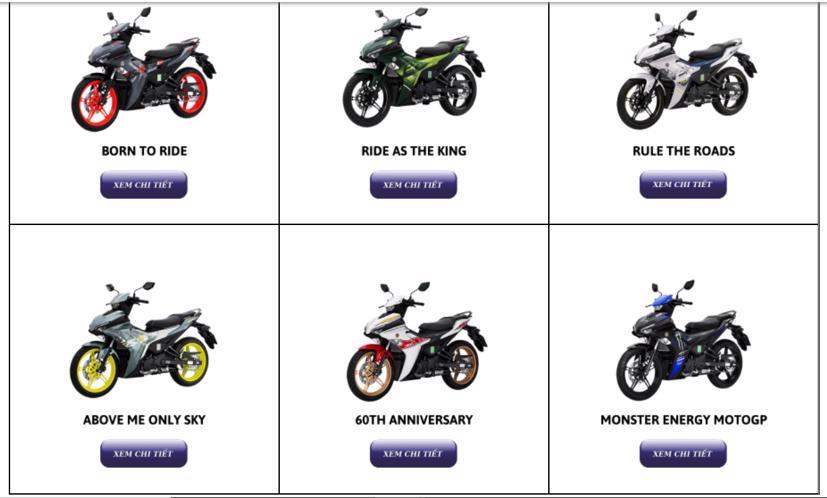 Loạt xe máy Yamaha mới vừa ra mắt thị trường Việt Nam - Ảnh 1