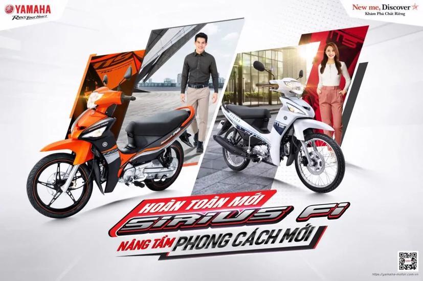 Loạt xe máy Yamaha mới vừa ra mắt thị trường Việt Nam - Ảnh 2