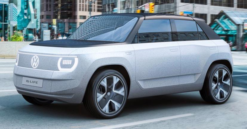 Volkswagen ID. Life concept: Khi xe hơi là rạp chiếu phim di động, trung tâm trò chơi - Ảnh 5