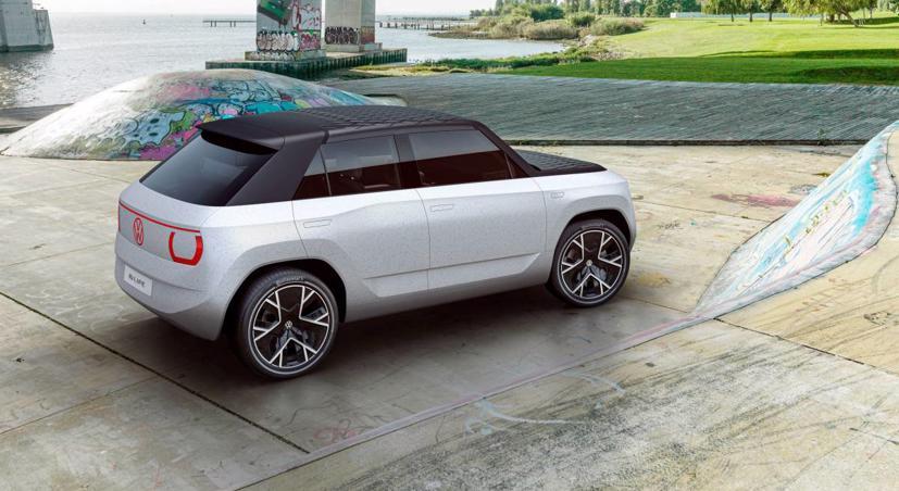 Volkswagen ID. Life concept: Khi xe hơi là rạp chiếu phim di động, trung tâm trò chơi - Ảnh 2