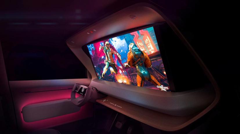 Volkswagen ID. Life concept: Khi xe hơi là rạp chiếu phim di động, trung tâm trò chơi - Ảnh 6