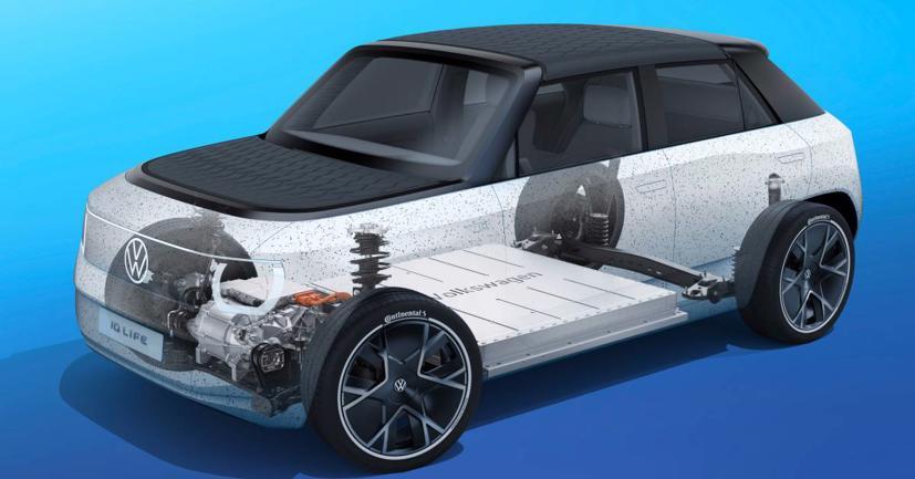 Volkswagen ID. Life concept: Khi xe hơi là rạp chiếu phim di động, trung tâm trò chơi - Ảnh 13