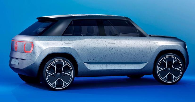 Volkswagen ID. Life concept: Khi xe hơi là rạp chiếu phim di động, trung tâm trò chơi - Ảnh 3