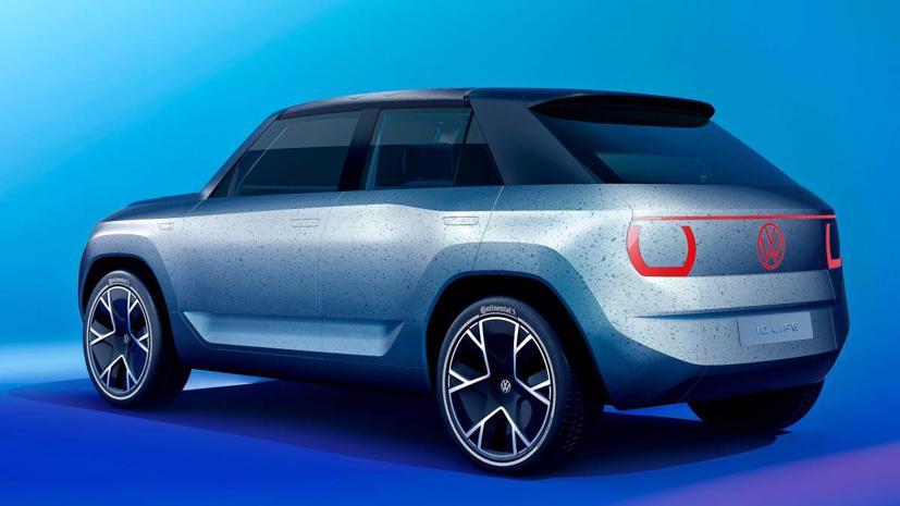 Volkswagen ID. Life concept: Khi xe hơi là rạp chiếu phim di động, trung tâm trò chơi - Ảnh 4